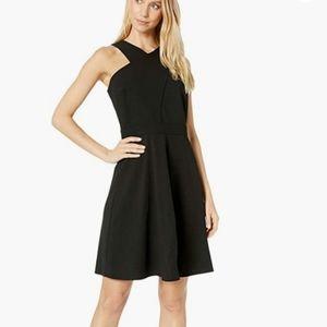 Sam Edelman Black Criss-cross Neck Dress 2